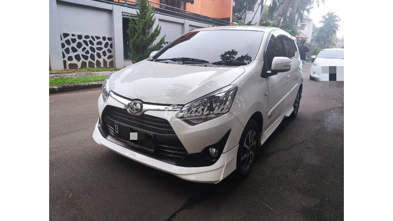 2018 Toyota Agya G TRD - Siap Pakai (preview-0)