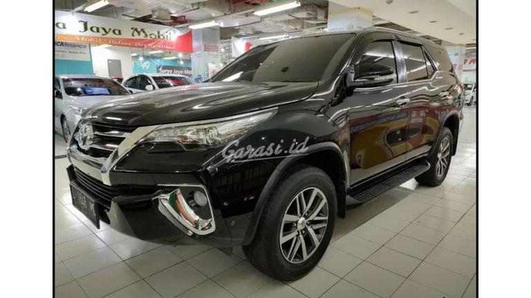 2016 Toyota Fortuner Vrz - Mobil Pilihan (preview-0)