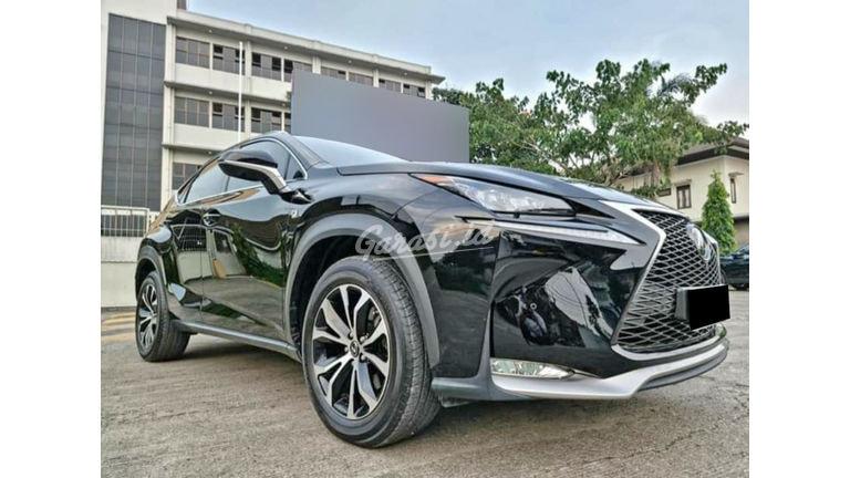 2016 Lexus Nx 200 F Sport - Mobil Pilihan (preview-0)
