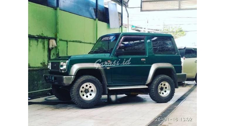 Jual Mobil Bekas 1998 Daihatsu Feroza G2 Independent Kota Bekasi