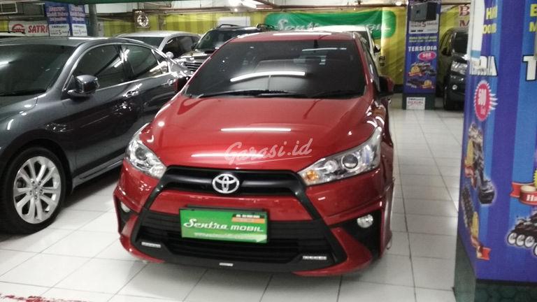 2017 Toyota Yaris S TRD - Kondisi Ciamik Full Orisinal (preview-0)