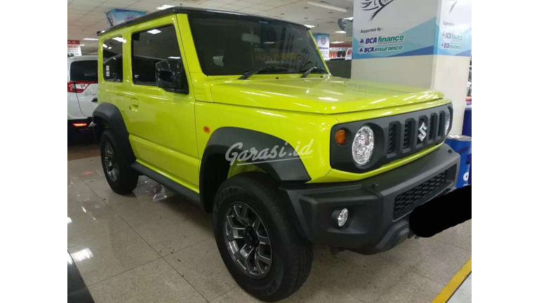 2019 Suzuki Jimny at - SIAP PAKAI! (preview-0)
