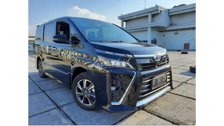 2019 Toyota Voxy X - Unit Bagus Bukan Bekas Tabrak (preview-0)