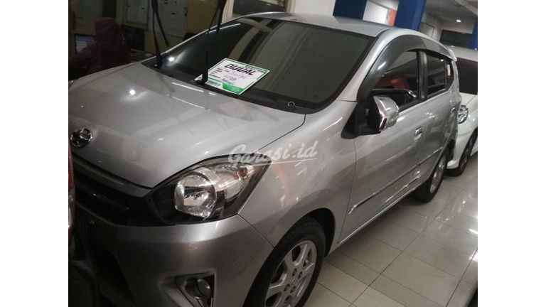 2014 Toyota Agya G - Unit Bagus Bukan Bekas Tabrak (preview-0)