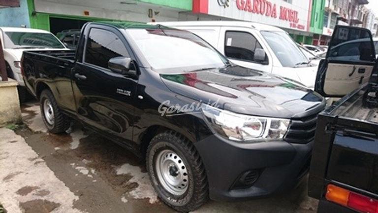 2013 Toyota Hilux pickup - Nyaman Terawat Barang Bagus Siap Pakai (preview-0)