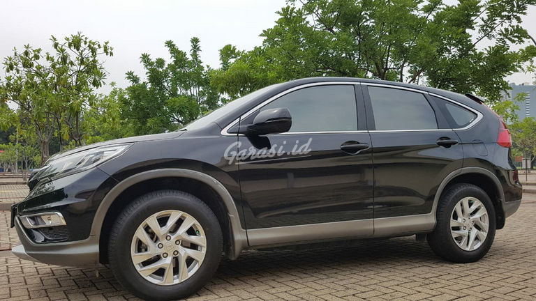 2015 Honda CR-V 2.0 - FULL ORI GARANSI MESIN & TRANSMISI (preview-0)