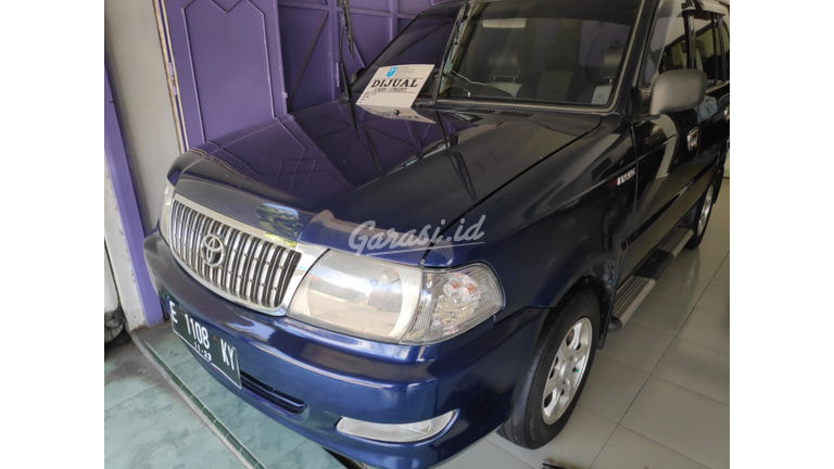 2004 Toyota Kijang SGX - Barang Istimewa (preview-0)