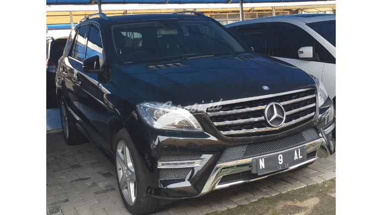 2015 Mercedes Benz ML-Class ML 400 - MERC BENS ML 400 (preview-0)
