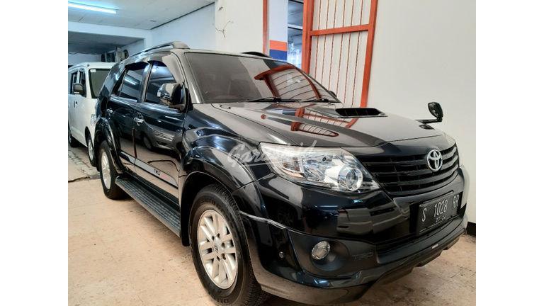 Jual Mobil Bekas 2013 Toyota Fortuner Trd Vnt Kota Mojokerto 00ru809 Garasi Id