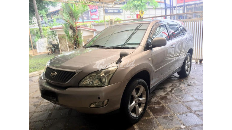 2008 Toyota Harrier 2.4 G - Terawat Istimewa (preview-0)