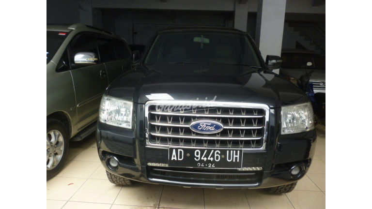 2009 Ford Everest 2.5 - Good Condition (preview-0)
