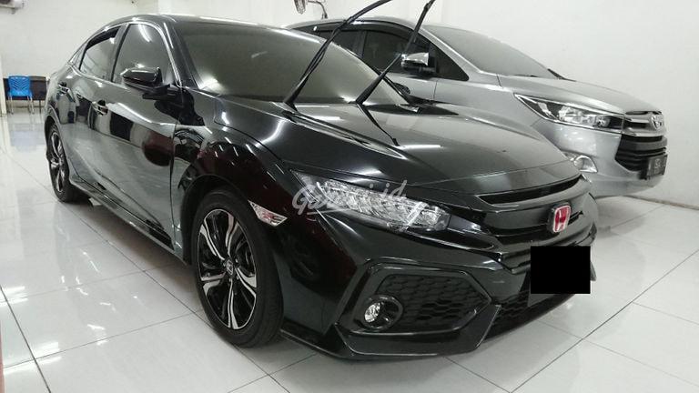 2018 Honda Civic TURBO TC E - Mobil Pilihan (preview-0)