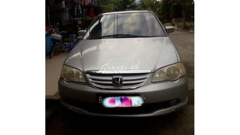 2003 Honda Odyssey (preview-0)