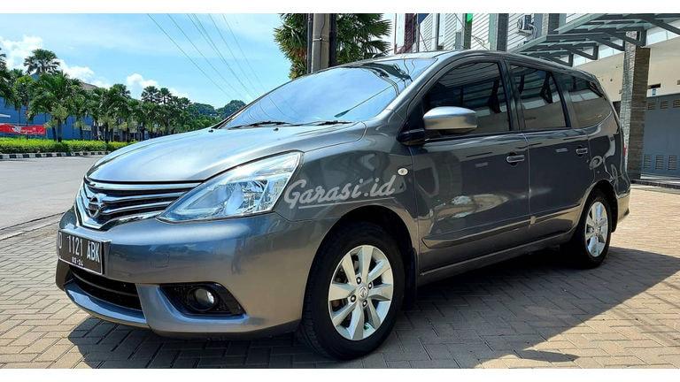 2013 Nissan Grand Livina xv Automatic - kondisi masih bagus (preview-0)