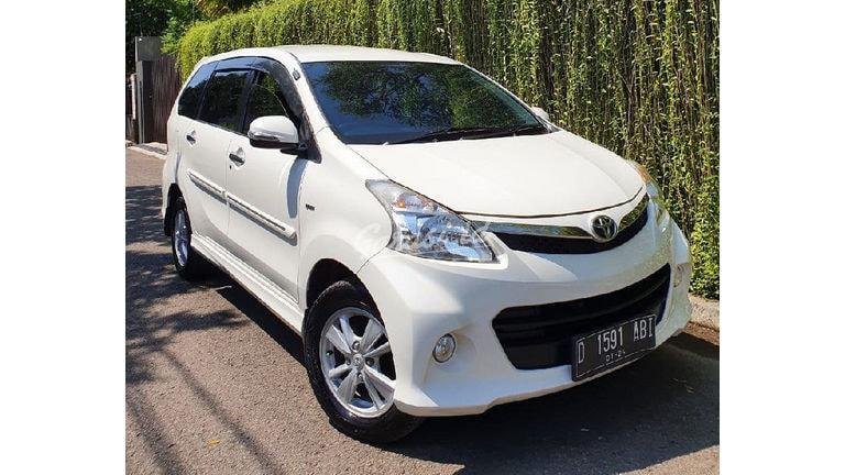 2013 Toyota Avanza veloz - mulus (preview-0)