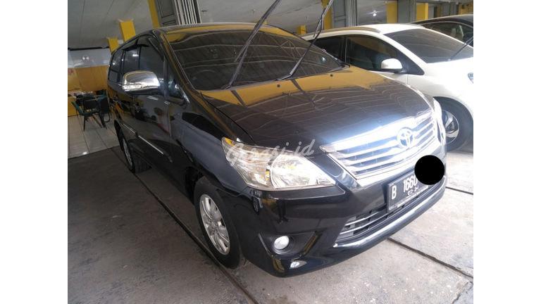 2012 Toyota Kijang Innova G - SIAP PAKAI! (preview-0)