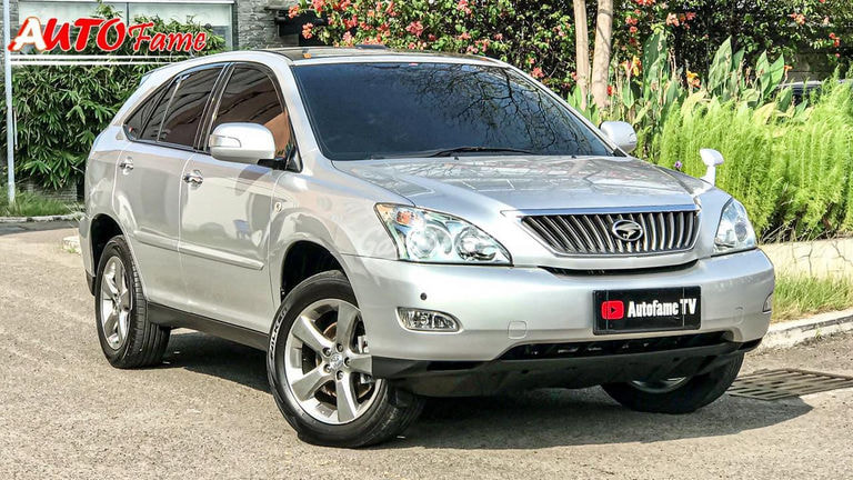 2012 Toyota Harrier (preview-0)