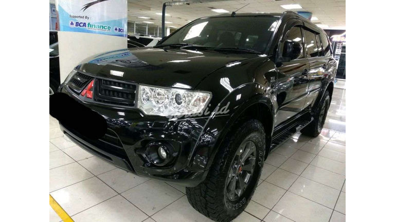 2014 Mitsubishi Pajero Sport DAKAR - SIAP PAKAI! (preview-0)