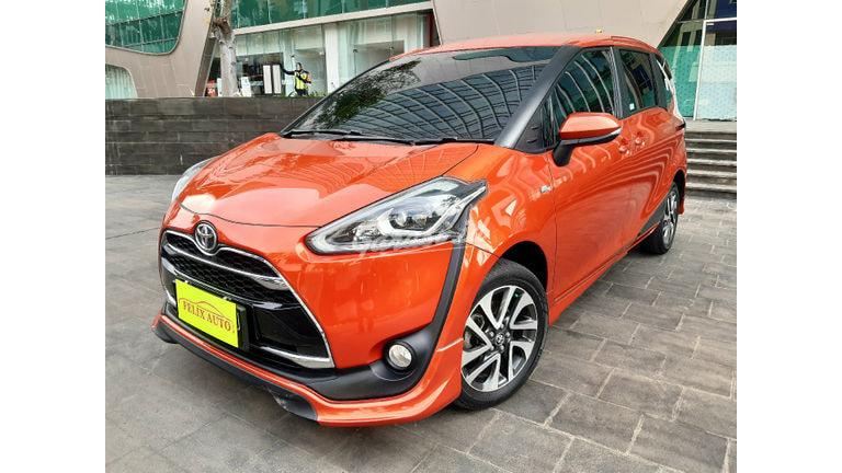 2017 Toyota Sienta Q - Body Mulus (preview-0)