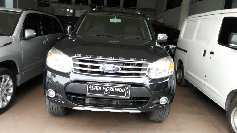 2014 Ford Everest 2.5 - Siap Pakai (preview-0)