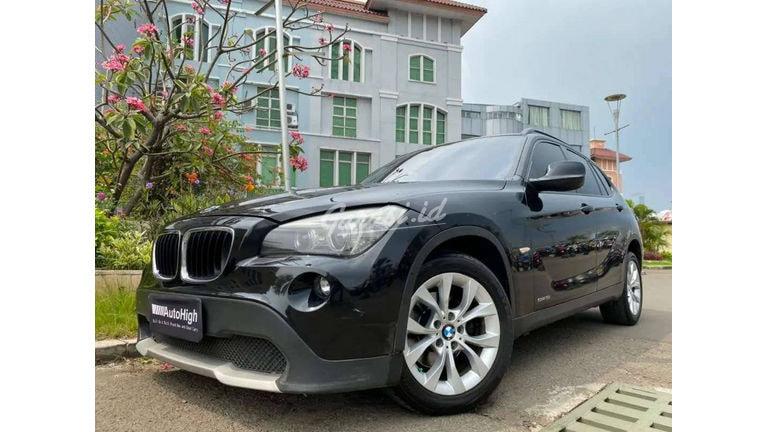 2012 BMW X1 Executive - Service Record (preview-0)