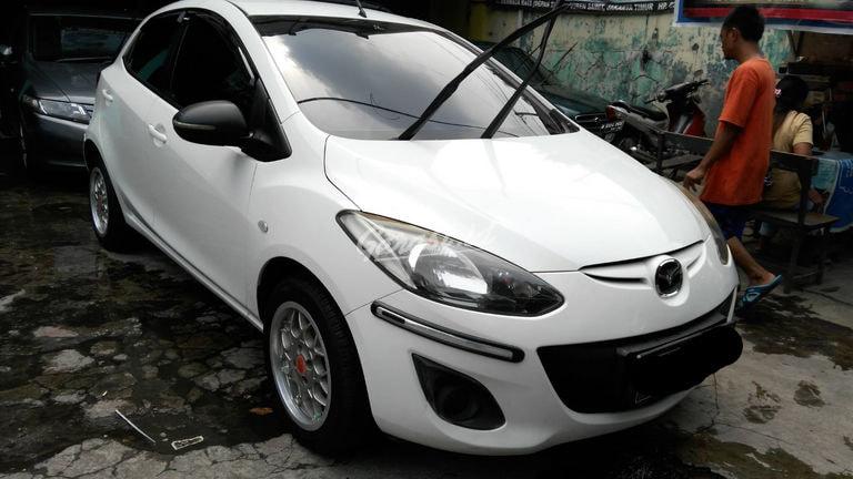 2012 Mazda 2 mt - Unit Bagus Siap Pakai (preview-0)