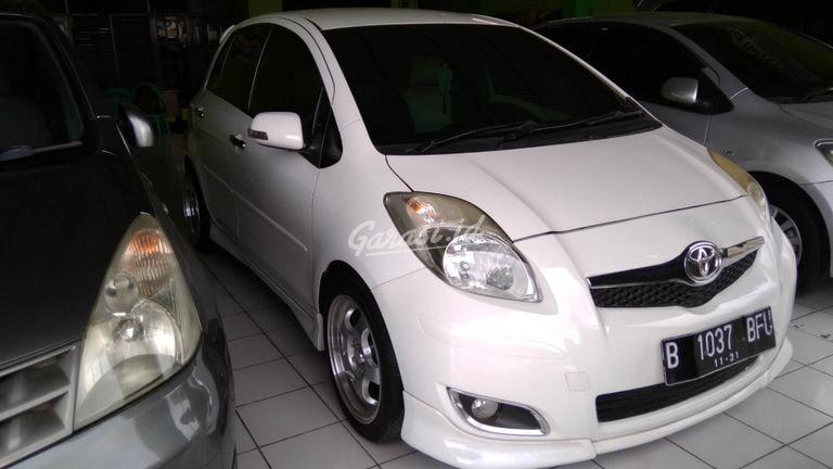 2009 Toyota Yaris S - Terawat Siap Pakai (preview-0)