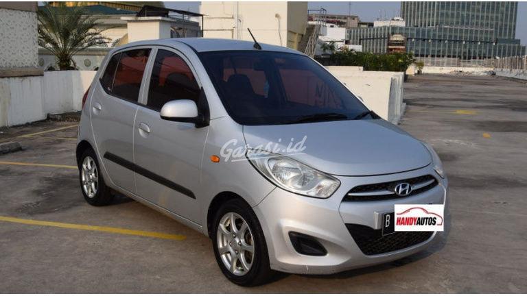 2011 Hyundai I10 Bensin - Siap Pakai (preview-0)