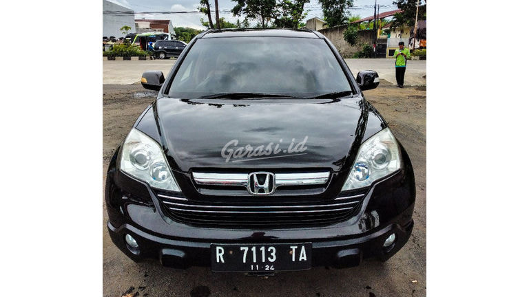 2009 Honda CR-V CKD - Bisa Nego (preview-0)