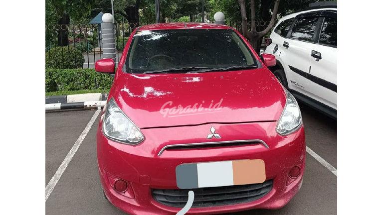 2013 Mitsubishi Mirage GLX - Harga Murah Tinggal Bawa (preview-0)