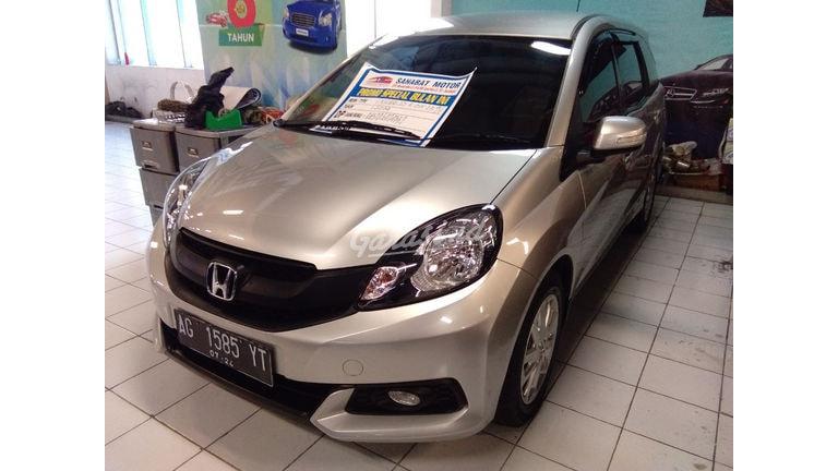 2014 Honda Mobilio E CVT - Barang Bagus Siap Pakai (preview-0)