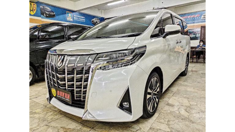 2018 Toyota Alphard G - Mobil Pilihan (preview-0)