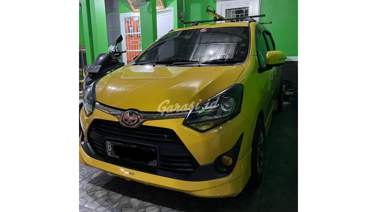 2018 Toyota Agya TRD S (preview-0)