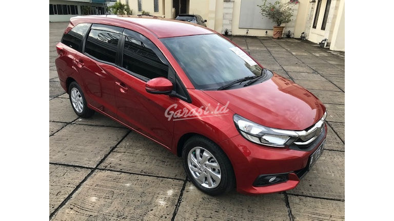 2017 Honda Mobilio E CVT - Mobil Pilihan (preview-0)