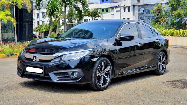 2017 Honda Civic - Mobil Pilihan (preview-0)