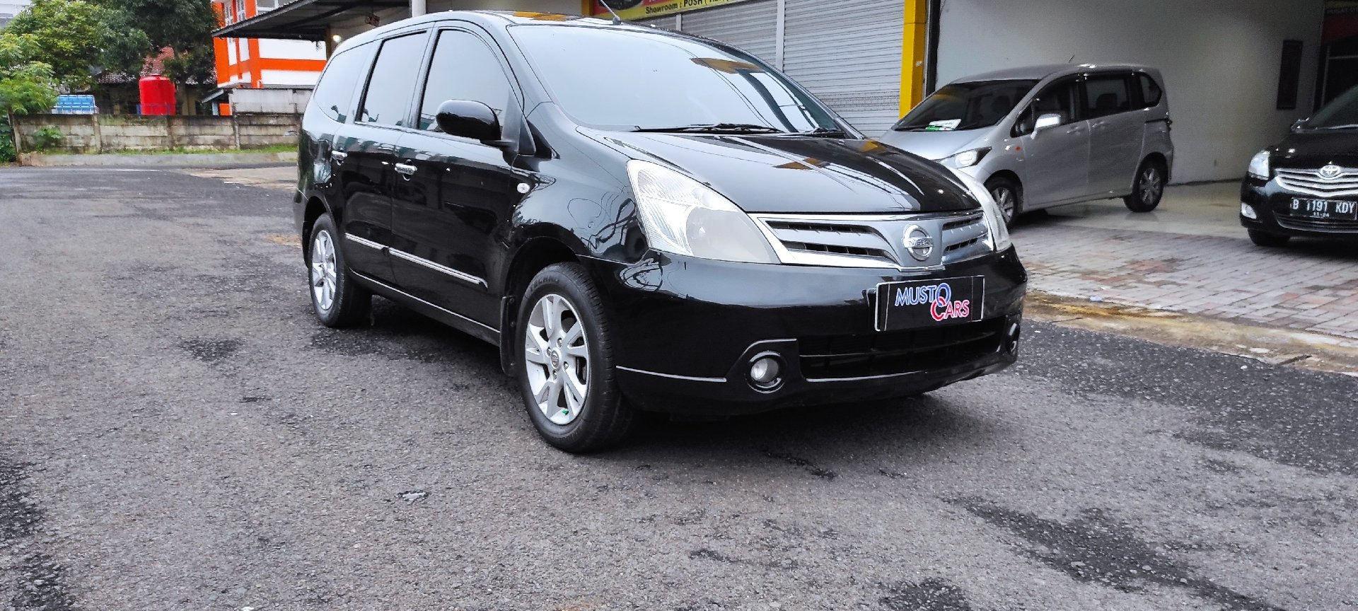 2012 Nissan Grand Livina XV - istimewa (preview-0)