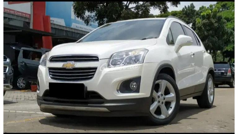 2016 Chevrolet Trax LTZ - Mobil Pilihan (preview-0)