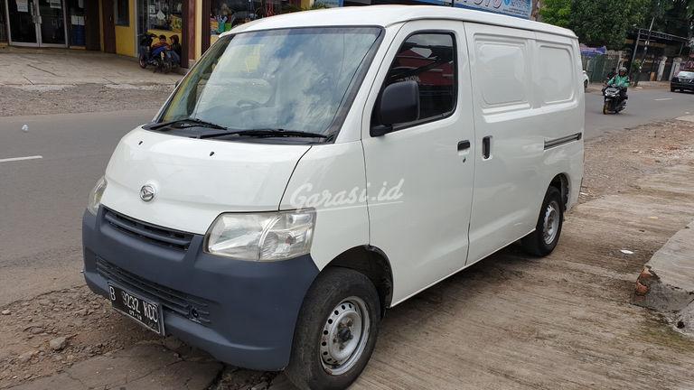 Jual Mobil Bekas 2014 Daihatsu Gran Max Blindvan Ac Jakarta Timur