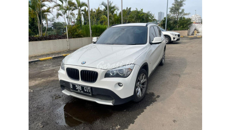 2012 BMW X1 Idrive Executive - Executive upgrade Idrive (preview-0)