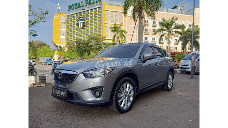 2014 Mazda CX-5 Grand Touring - Low KM & Service record (preview-0)