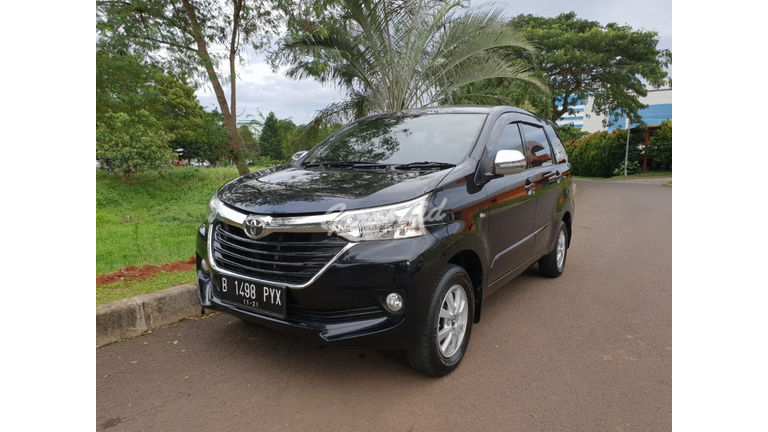 2016 Toyota Avanza G AT - KM 19 RB record Toyota Pajak November 2019 (preview-0)