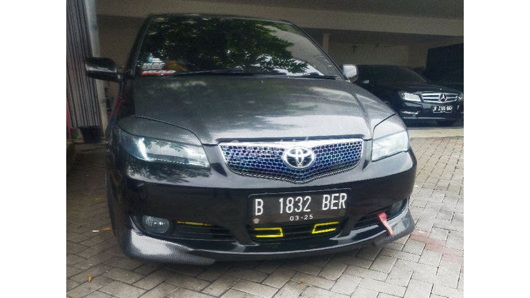 2007 Toyota Vios G facelift - ayo vios facelift thailand no minus (preview-0)