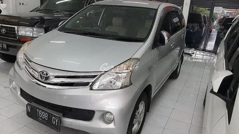 2014 Toyota Avanza G (preview-0)
