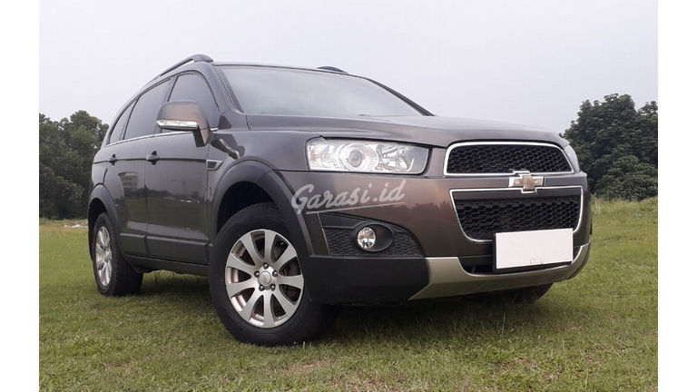 2012 Chevrolet Captiva Vcdi - Kredit Tersedia (preview-0)