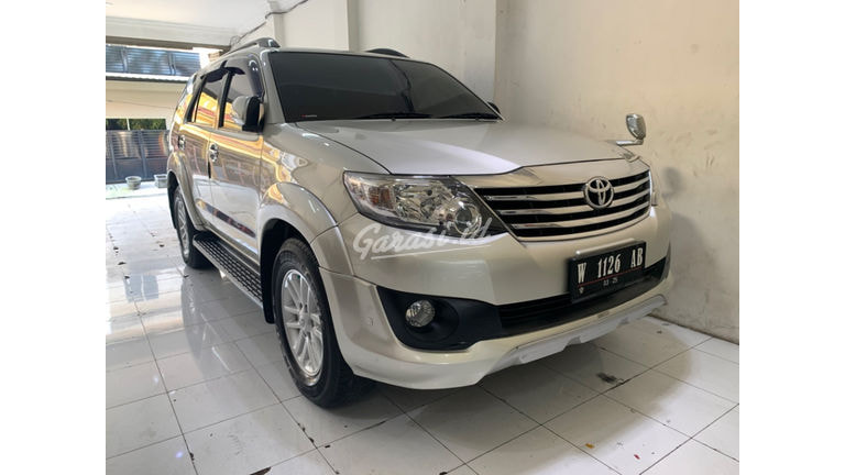2012 Toyota Fortuner TRD - Jarang Ada (preview-0)