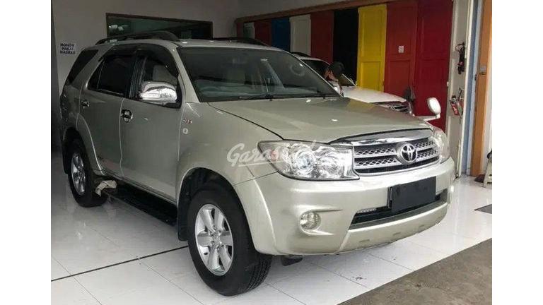 2010 Toyota Fortuner G - Siap Pakai Dan Mulus (preview-0)