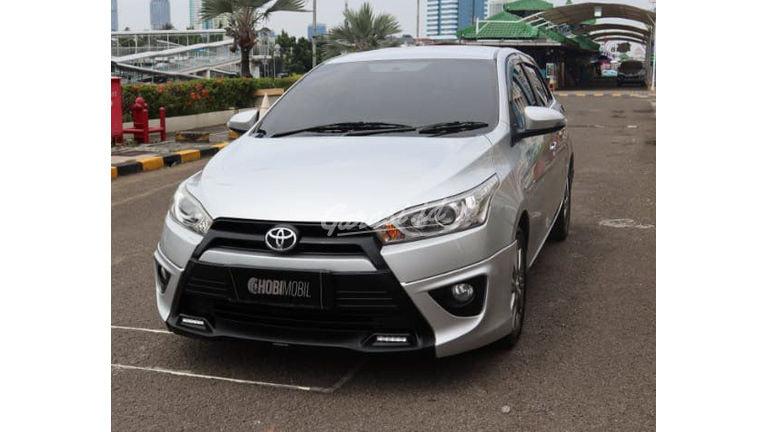 2014 Toyota Yaris S TRD - Kondisi Ciamik (preview-0)