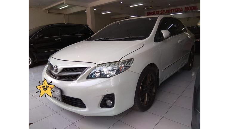 2010 Toyota Corolla Altis V - Istimewa Siap Pakai (preview-0)