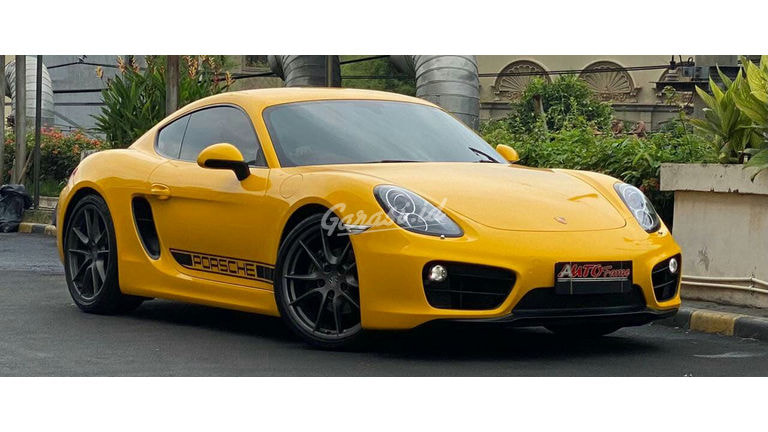 2013 Porsche Cayman - Istimewa Siap Pakai (preview-0)