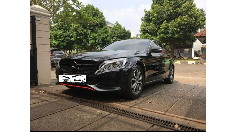 2014 Mercedes Benz C-Class c200 w205 - Favorit Dan Istimewa (preview-0)